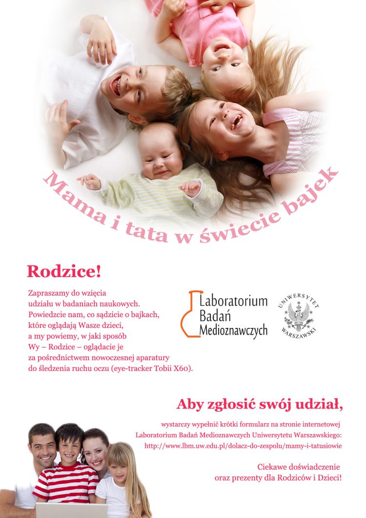 Plakat dzieci